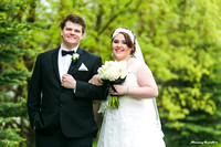 Beautiful Idaho Falls Wedding - Brandon and Stephanie