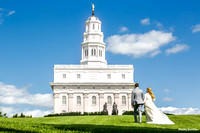 Nauvoo Illinois Wedding - Beau and Anna - Reception