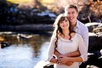 BYU-I engagements - Brandon and Camille