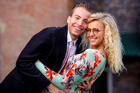 Zoe and Spencer - Pocatello Engagements.